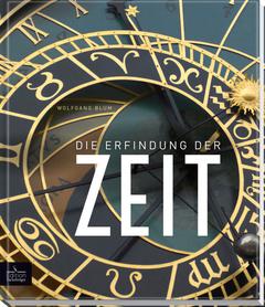 """Cover des Buches """"Die Erfindung der Zeit"""""""