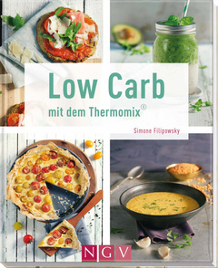 "Cover des Buches ""Low Carb mit dem Thermomix® """