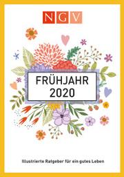 NGV Vorschau Frühjahr 2020 Cover