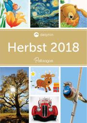 Delphin Vorschau Herbst 2018 Cover