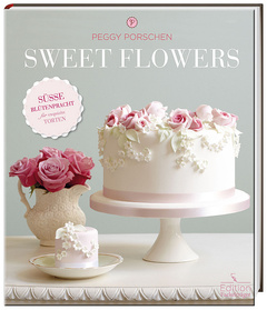 """Cover des Buches """"Sweet Flowers"""""""