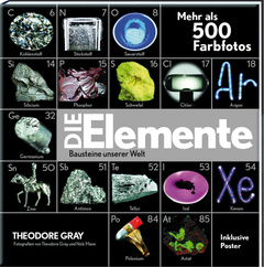 """Cover des Buches """"Die Elemente"""""""