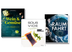 Wein & Gemüse - Sous Vide - Der Mars