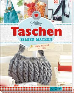 """Cover des Buches """"Schöne Taschen selber machen"""""""