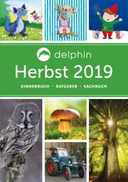 Delphin Vorschau Herbst 2019 Cover