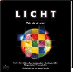 """Cover des Buches """"Licht - Mehr als wir sehen """""""