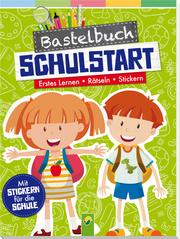 Bastelbuch Schulstart