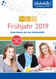 NGV Vorschau Schülerhilfe Frühjahr 2019 Cover