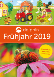 Delphin Vorschau Frühjahr 2019 Cover