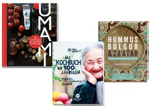 Hummus, Bulgur & Za'atar - Umami - das Kochbuch