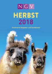 NGV Vorschau Herbst 2018 Cover
