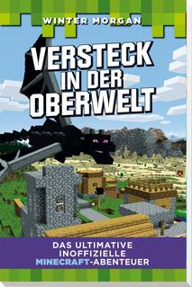 """Cover des Buches """"Versteck in der Oberwelt"""""""