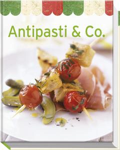 """Cover des Buches """"Antipasti & Co."""""""