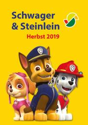Schwager & Steinlein Vorschau Herbst 2019 Cover