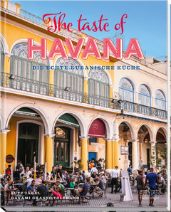 "Cover des Buches ""The Taste of Havana"""