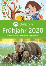Delphin Vorschau Frühjahr 2020 Cover