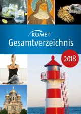 KOMET Vorschau Frühjahr 2018 Cover